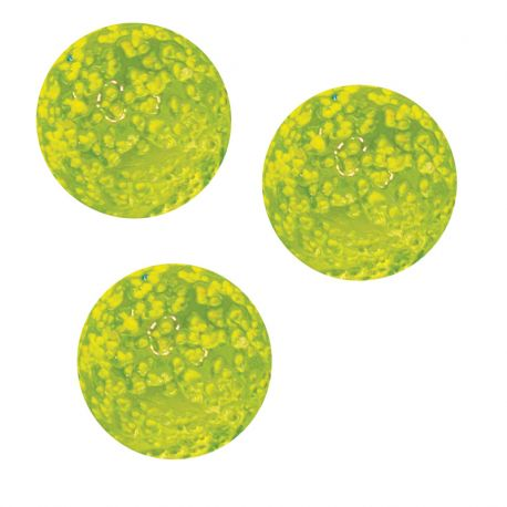 3 billes Glow Ball 25mm