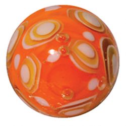 Bille Oyster Bay orange 22mm