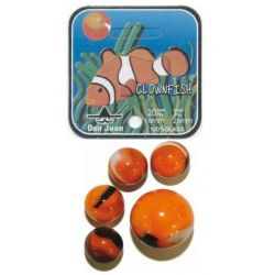 20 billes + 1 calot Poisson Clown - 44992