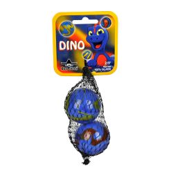 2 boulards Dino diamètre 42 mm