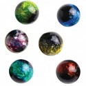 Lot de 6 billes Constellation 22mm