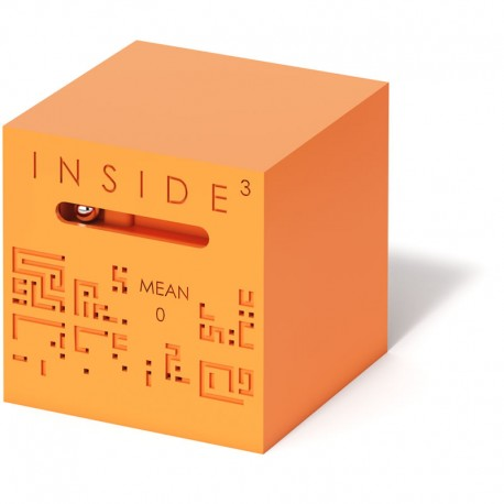 Inside Ze Cube Mean 0